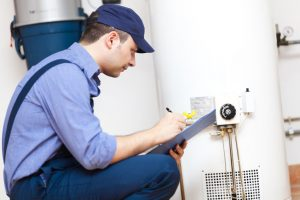 water heater repair in Charlotte, NC
