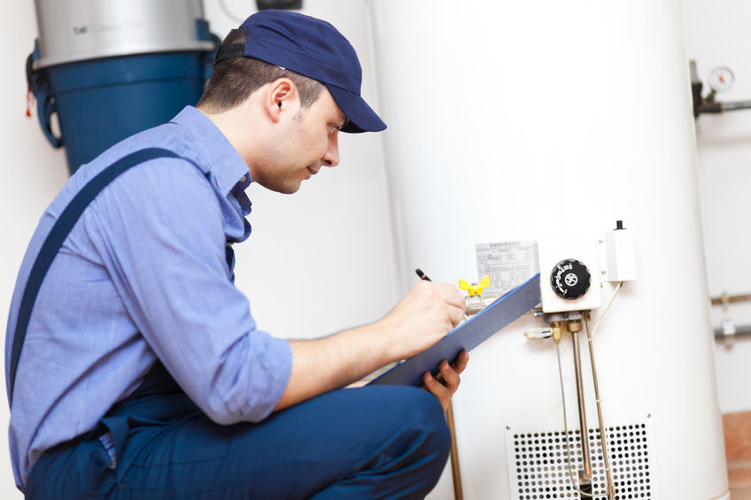 water heater repair in Charlotte, NC