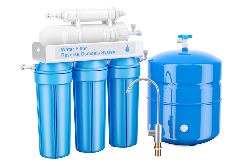 water filtration system in Charlotte, NC