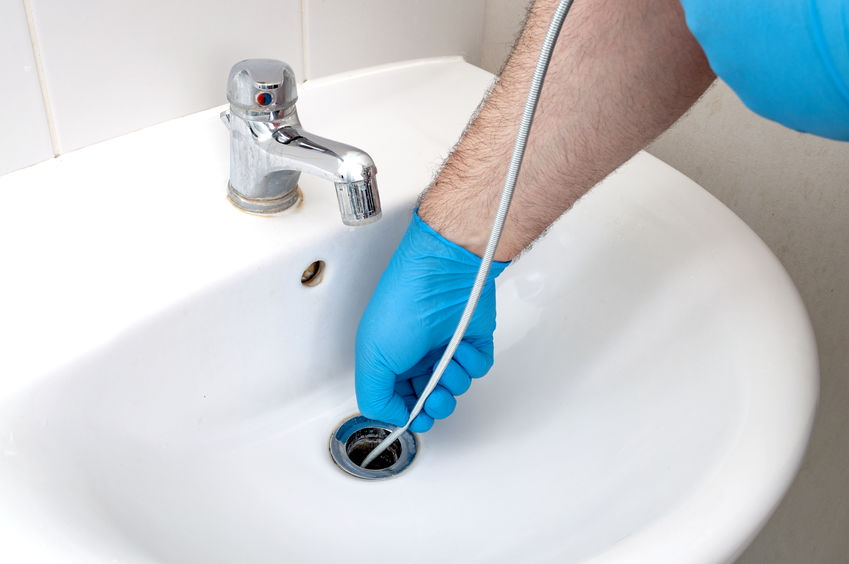 drain cleaning in Belmont, NC