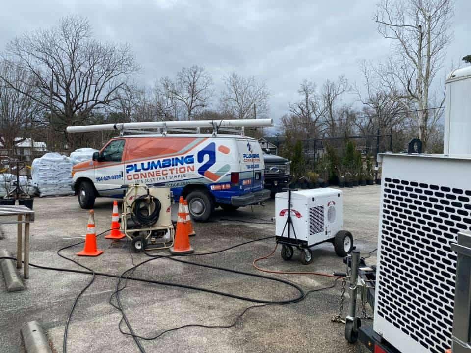 plumber in Gastonia, NC