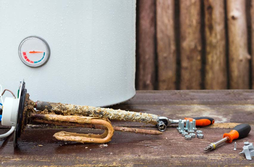 water heater repair in Belmont, NC