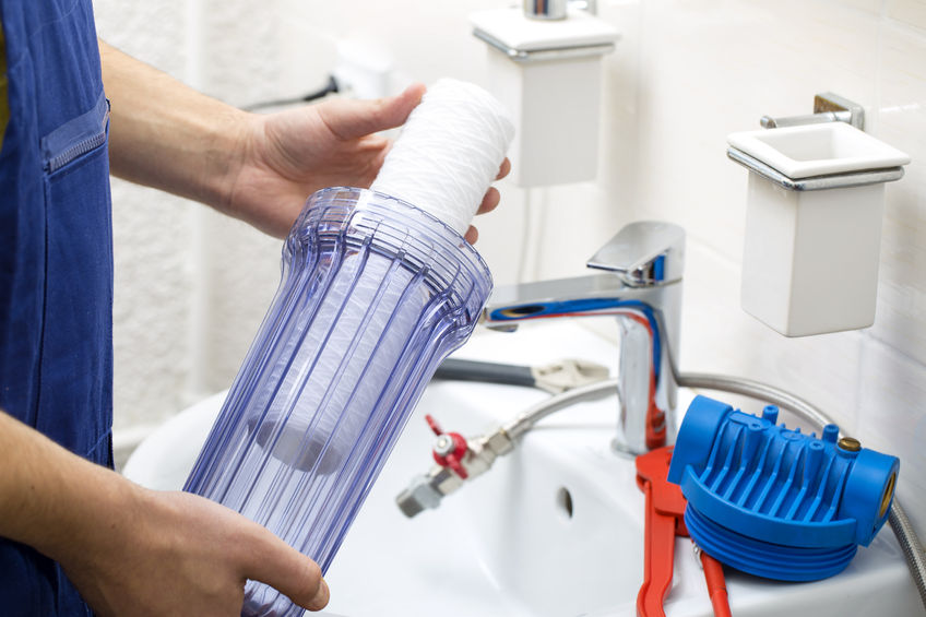 water filtration services in Charlotte, NC
