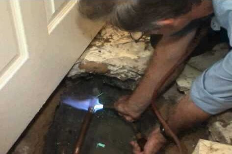 leak detection and repair Charlotte
