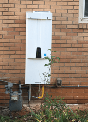 tankless water heater repair maintenance Charlotte