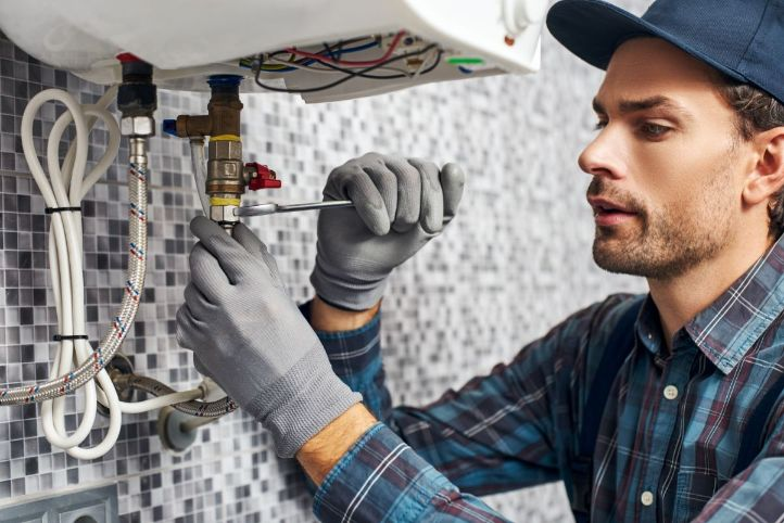 water heater repair in McAdenville, NC
